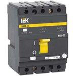 Выключатель автоматический 3п 160А ВА 88-33 ИЭК SVA20-3-0160