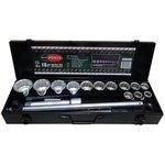 Набор инструмента 3/4DR 12-гранный 16 предметов RF-6161-9