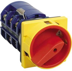 Переключатель кулачковый ПКП63-13/У 63А на 2 полож. откл. -вкл. 400В ИЭК BCS23-063-1