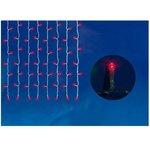 Занавес светодиодный ULD-C2030-240/TWK RED IP67 с эффектом ...