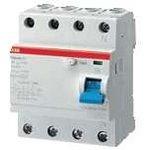 Выключатель дифференциального тока (УЗО) 4п 100А 300мА тип ...