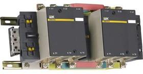 Контактор КТИ 265А катушка управления 230В АС реверсивный 2НО
