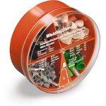 H-BOX 4,0-16,0QMM, Набор кабельных наконечников 4-16 кв.мм (100шт)