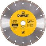 Диск алм. DeWALT DT3731-QZ сегментный универсальный ...