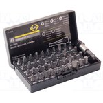 CK-4509, Набор набор насадок, Кол-во шт 41, Насадки TRI-WING 1,2,3,4