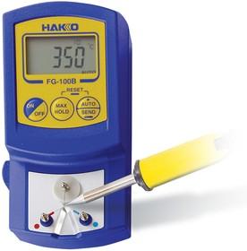 FG100B-06, Авто-термометр Hakko с сертификатом калибровки (замена FG-100)