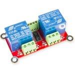 RDC1-2R Relay, Релейный модуль для Arduino, Raspberry Pi проектов. 2 - канала