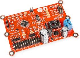 Фото 1/2 RDC2-0027v1, SigmaDSP ADAU1701. Модуль цифровой обработки звука. V1