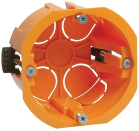 Коробка установочная CП d65х46 для г/к IP20 КМ40022 ИЭК UKG10-065-040-000-P