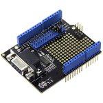 Фото 5/5 RS232 Shield, Arduino-совместимая плата расширения интерфейс RS-232