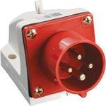 Вилка электрическая наружн. уст. 16А 3P+PЕ 380В IP44 ССИ-514 IEK PSR52-016-4