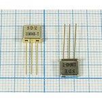 Фильтр кварцевый 21.4МГц 4-го порядка, состоящий из двух фильтров с полосой 4кГц ...