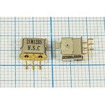 Фильтр кварцевый 21.4МГц 4-го порядка, состоящий из двух фильтров с полосой ...