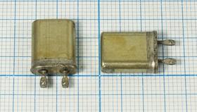кварцевый резонатор 27.565МГц в корпусе с жёсткими выводами МВ, 27565 \МВ\\\\\3Г