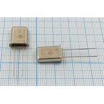 Фото 2/5 кварцевый резонатор 6.4МГц в корпусе HC43U=HC49U, без нагрузки, 6400 \HC43U\S\ 20\ 20/-10~60C\РК374МД-29\1Г Бужен