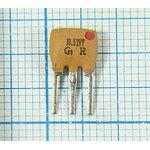 Пьезокерамический полосовой фильтр 10.52МГц, ширина полосы 110кГц ...