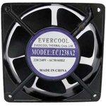 EC1238A2HBT-7, Вентилятор 220В, 120х120х38мм, жесткий вывод ...