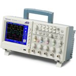 TDS2001C, Осциллограф цифровой, 2 канала x 50МГц (Госреестр)