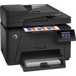 МФУ HP Color LaserJet Pro M177fw, A4, цветной, лазерный ...