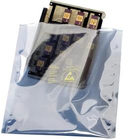 SM 200х300, Пакет упаковочный антистатический с металлизацией (1шт)