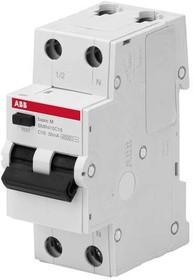 Выключатель автоматический дифференциального тока 1P+N 10А C 4.5kA 30мA AC BMR415C10