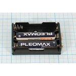 Фото 3/3 BH443A, Батарейный отсек для 4 батарей тип ААА