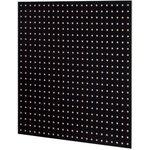 Перфопанель 595*595*5 мм черная ST012P П/Э