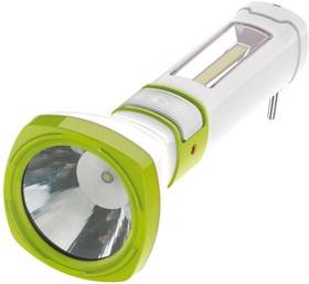 Фонарь светодиодный аккум. 5W LED 3 режима бок. панель COB 3Вт с зарядным устройством КОСМОС KOCAc7035WLED