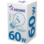Лампа накаливания A50/A55 60Вт E27 220-240В прозр ...