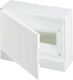 Фото 1/2 Бокс настенный Basic E 12М бел. непрозр. дверь (с клемм) ABB 1SZR004002A2104