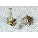 Переменный резистор 50кОм 7225 РПвр 50к\B\12мм\KC6x20\ YRV-12T1.B50KL20KC\