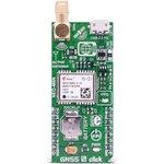 MIKROE-2670, GNSS 5 click, Встраиваемый GLONASS модуль на ...