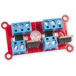 RDC1-S2 N power MOSFET, Двухканальный силовой ключ. 2 x N-канал 100В 5.6А