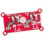Фото 2/2 RDC1-S2 N power MOSFET, Двухканальный силовой ключ. 2 x N-канал 100В 5.6А