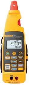 Фото 1/4 Fluke 772, Мультиметр-калибратор с клещами для измерения малых токов (Госреестр)
