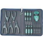 PK-2079, Набор антистатических инструментов (16 предметов)