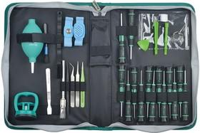 Фото 1/2 PK-9116, Набор инструментов для вскрытия и ремонта продукции Apple
