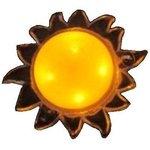 """Светильник """"Солнце"""" ночник от сети Космос KOCNL_LP 1004"""