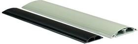 Кабель-канал напольный 75х17 L2000 пластик CSP-F G сер. DKC 01332
