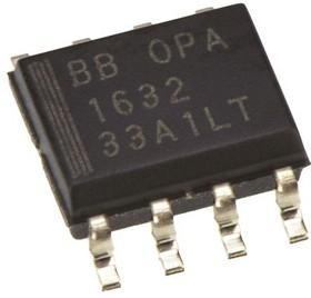 Фото 1/2 OPA1632D, Высокоэффективный, дифференциональный аудиоусилитель, искажения 0.000022%, 180МГц
