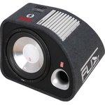 Сабвуфер автомобильный FLI Trap 10 Active-F6, активный, 1000Вт