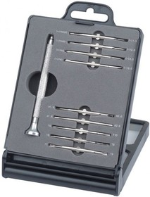 SD-9811, Отвертка прецизионная со сменными битами (18шт)