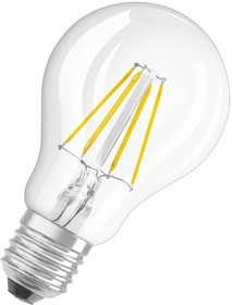 Фото 1/2 LEDSCLA40 4W/827 230VFIL E27, Лампа светодиодная 4Вт,230В
