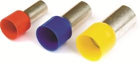 Наконечник штыревой НШвИ 0.25-8 фиолетовый QUADRO (500шт)
