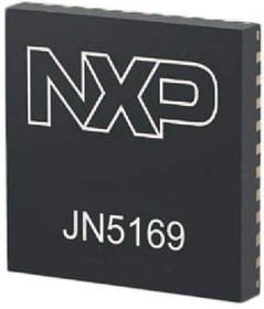 JN5169/001Z, Микроконтроллер, 32МГц, 32 бита, 32КБ RAM/512КБ программа, ZigBee, I2C, SPI, UART [HVQFN-40]