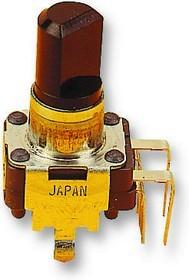 Фото 1/2 RK09K1130C79, 10 кОм, 50 мВт, линейный, Резистор переменный