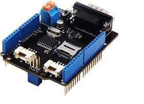Фото 1/6 CAN-BUS Shield V2, Arduino-совместимая плата расширения, интерфейс CAN-BUS