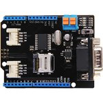 Фото 2/6 CAN-BUS Shield V2, Arduino-совместимая плата расширения, интерфейс CAN-BUS
