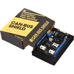 Фото 5/6 CAN-BUS Shield V2, Arduino-совместимая плата расширения, интерфейс CAN-BUS
