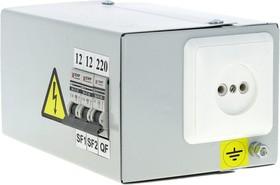 Ящик с понижающим трансформатором ЯТП 0,25кВА 220/36В Basic SQyatp0,25-220/36v-2a